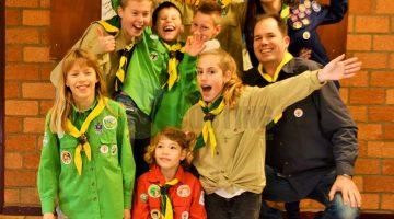 Scouting Nederweert bestaat 65 jaar