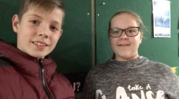 Vlog Bengele Beweegt – Merel en Merijn