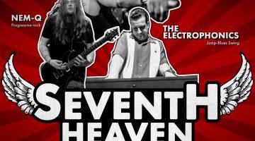 7th Heaven: 3 bands uit 1 Nederweerts gezin
