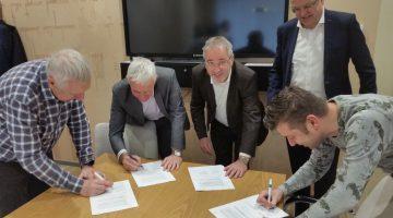 Weert, Nederweert en Cranendonck bekrachtigen samenwerking met RICK