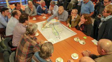 Stuurgroep 'Gebiedsontwikkeling Sport- en Recreatiezone' kiest voor verdieping