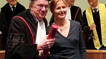 Lovende woorden voor proefschrift Mirjam Vossen uit Nederweert