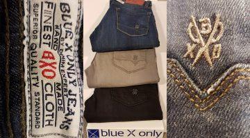 Introductie BlueXonly  bij In-Btween Menswear