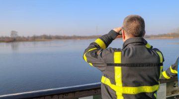Brandweer Nederweert zoekt tevergeefs naar ree