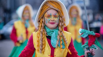 Carnavalsoptocht Nederweert 2018 (Foto's Deel II)