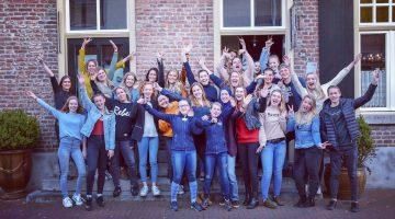 Floor geeft workshop aan hippische social influencers bij Bi-jSiem