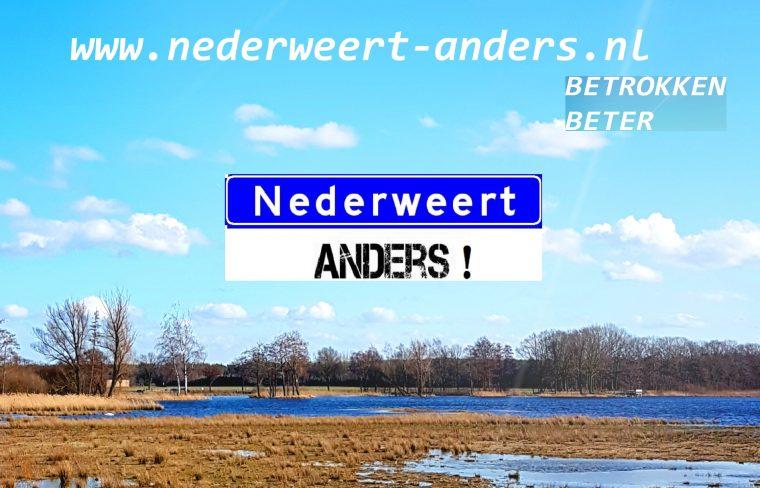 Terugblik raadsvergadering door Nederweert Anders - Nederweert24