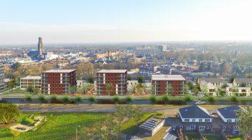 Start bouw: Park Zuytwillemsvaert in Weert