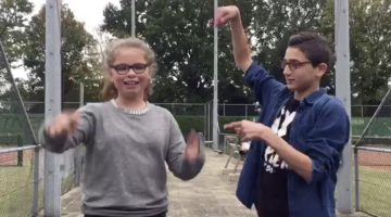 Vlog Bengele Beweegt met Zoë en Elham | NTC 72 uit Nederweert