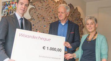 Monuta Helpt Fonds ondersteunt schrijfworkshops Toon Hermans Huis Weert