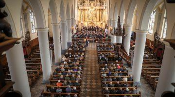 Prachtig benefiet concert voor Lambertustoren Nederweert