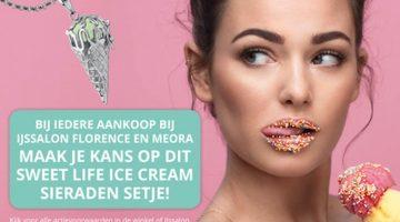 Sweet Life Ice Cream hangertje winnen?