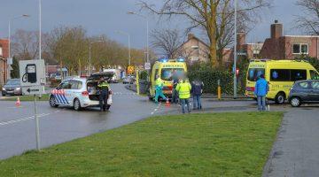 Vrouw in ziekenhuis overleden na ongeval Boshoven