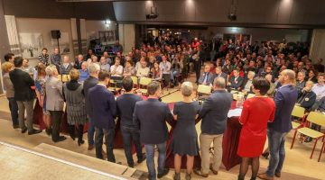 Het Groot Nederweerter Debat | Strijdvaardige partijen vinden elkaar halverwege