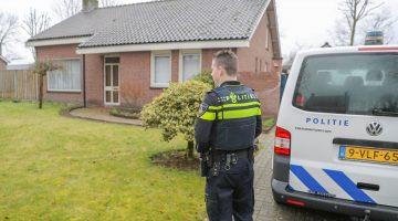Hennepkwekerij ontdekt in Ospeldijk, bewoonster aangehouden