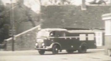 Historische film over Nederweerter brandweer