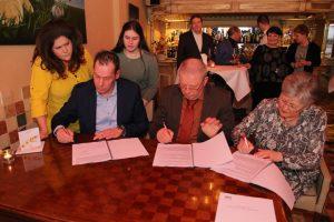 Jan en Patricia Marrees openen Restaurant MARREES -