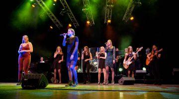 Muziekgala 2018 | Muzikaal talent op het podium (Foto's)
