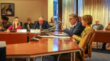Coalitievorming in Nederweert in het openbaar