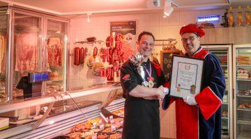 Thijs Kuepers Nationaal Kampioen Rauwe Vleeswaren