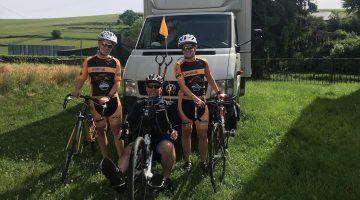 Spinningmarathon voor de Librabikers bij SportivaLife Nederweert