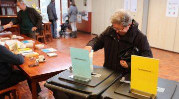 Vergeet niet te stemmen…