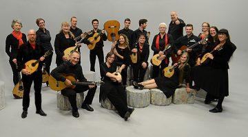 Dubbelconcert Clarinet Choir Weert met The Strings uit Stein