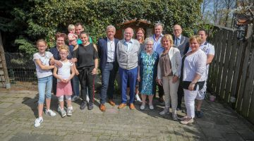 Diamanten bruidspaar Jan en Els Willems- van Dooren