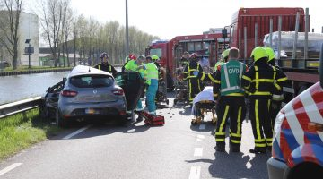 Ernstig ongeval Kempenweg Weert