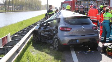 Man overlijdt na ernstig ongeval