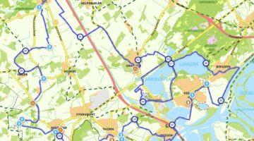 Petra van Eetcafé De Prairie heeft twee fantastische fietstochten uitgezet
