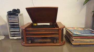 Een moderne 'retro-radio' voor cliënten dagbesteding Nederweert