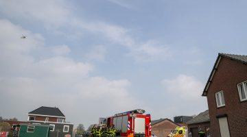Traumahelikopter naar Vlut in Ospel voor medische noodsituatie
