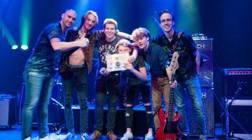 Watchin' Joe wint Van Horne Pop én een optreden op Raadpop 2018