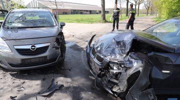 Twee gewonden bij ongeval Booldersdijk