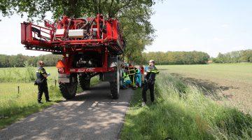 Vrouw (79) uit Weert omgekomen bij ongeval met landbouwvoertuig