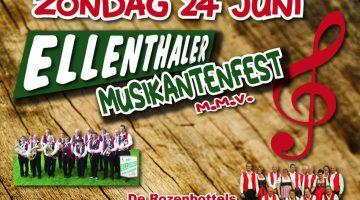 Ellenthaller Musikantenfest in Ell