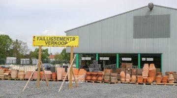Faillissement verkoop 1e & 2e Pinksterdag open