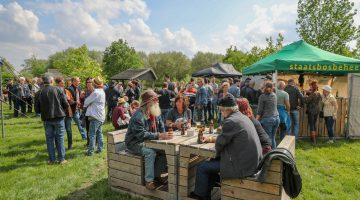 Festival Mijl op Zeven bij De Pelen (Foto's)