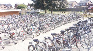 Tweedehand fietsenmarkt Kelpen-Oler