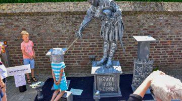 Limburgse Kampioenschap 'Levende Standbeelden' met Nederweerter inbreng