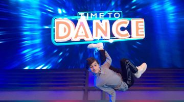 Lorenzo bij Time to Dance, RTL4