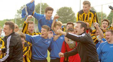Merefeldia JO19-1 naar KNVB-bekerfinale
