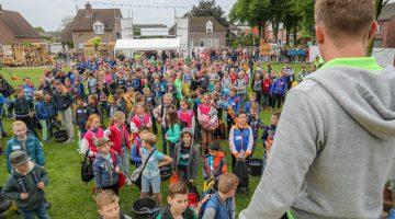 Timmerdorp XXL 2018 geopend (Foto's)