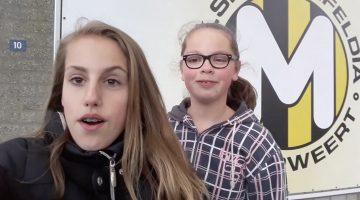 Vlog Bengele Beweegt met Maud en Zoë | Merefeldia D2