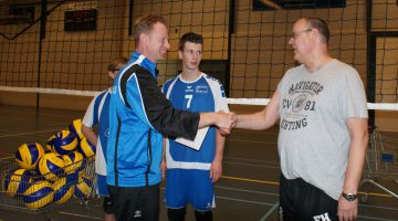VCF All Stars Volleybal Clinic