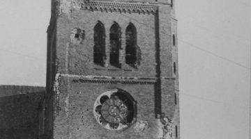 Tijdreis: Kerktoren van Ospel