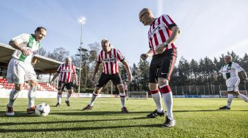 Merefeldia introduceert 'Walking Football' | Beweging en fitheid staan voorop