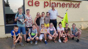 12 nieuwe jeugd-EHBO-ers in Nederweert