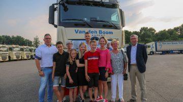 Alfons van den Boom na meer dan 50 jaar met pensioen (Foto's)